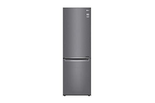LG GBP62DSNFN nevera y congelador Independiente Acero inoxidable 384 L A+++ - Frigorífico (384 L, SN-T, 14 kg/24h, A+++, Compartimiento de zona fresca, Acero inoxidable)