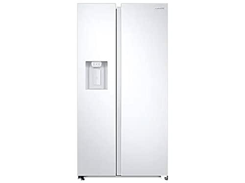 Samsung RS68A8831WW/EF nevera puerta lado a lado Independiente E Blanco