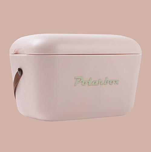 APRIL Nevera portátil Retro Vintage PolarBox (Nude)