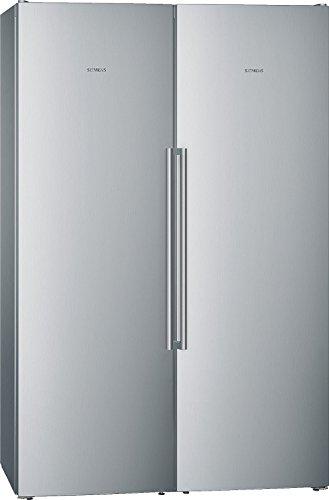 Siemens KA99WPI30 - Refrigerador lateral a lado A++ / 187 cm / 346 kWh/año / 346 L / 237 piezas congelador/puertas de acero inoxidable