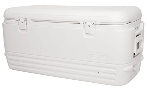 Igloo Polar 120 Nevera, 114 litros, Blanco
