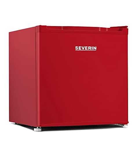 SEVERIN KB 8876, Nevera, Minibar, 46 L, Rojo