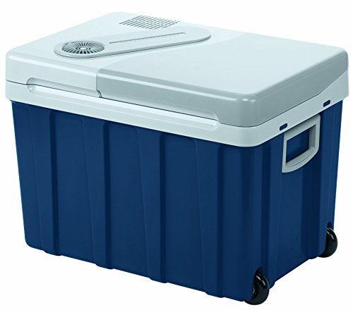 Mobicool W40 Nevera Eléctrica Portátil, 39 l, mini nevera para coche, camión, barco y autocaravana, 12/24 V y 230 V