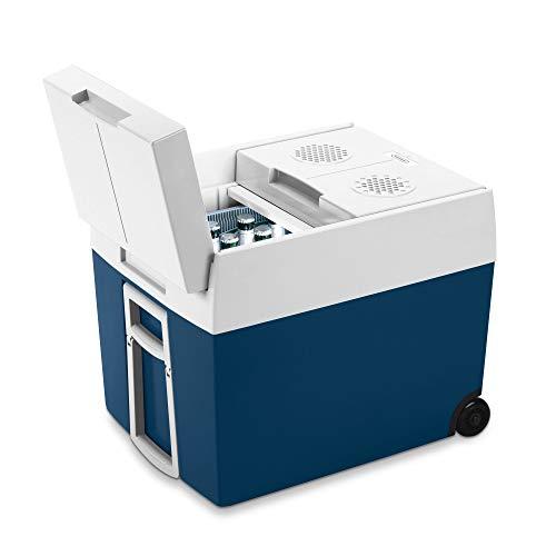 Mobicool MT48W Nevera Eléctrica Portátil, 48 l, mini nevera para coche, camión, barco y autocaravana, 12 y 230 V