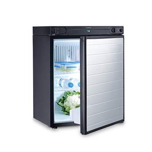 Dometic CombiCool RF 60 - Nevera de absorción, conexiones 12 / 230 V y gas, 61 litros de capacidad, color negro y aluminio