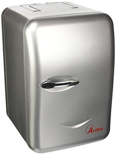 Ardes TK44 Mini Artiko - Nevera portátil, 12 V, Plata