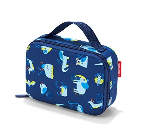 Reisenthel thermocase Kids ABC Friends Blue Equipaje Infantil 20 Centimeters 1.5 Azul (ABC Friends Blue)