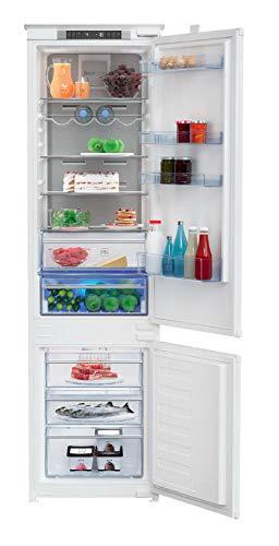 Beko BCNA 306 E2S nevera y congelador Integrado Blanco 284 L A+ - Frigorífico (284 L, 40 dB, 3,5 kg/24h, A+, Compartimiento de zona fresca, Blanco)