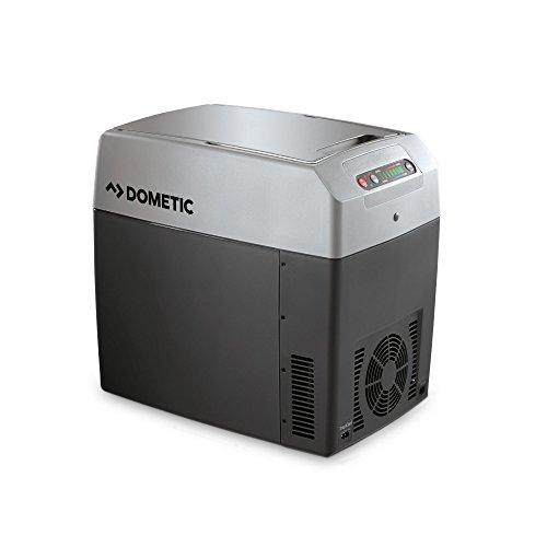 DOMETIC TropiCool TC 21FL Nevera Eléctrica Portátil, 21 l, mini nevera para coche, camión, barco y autocaravana, 12/24 V y 230 V