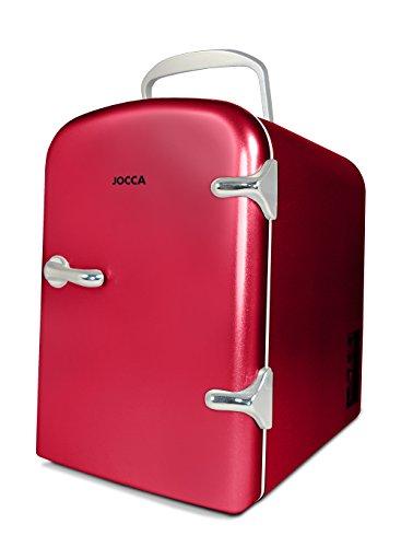 JOCCA - Nevera portátil eléctrica para coche o corriente - Capacidad 4 litros