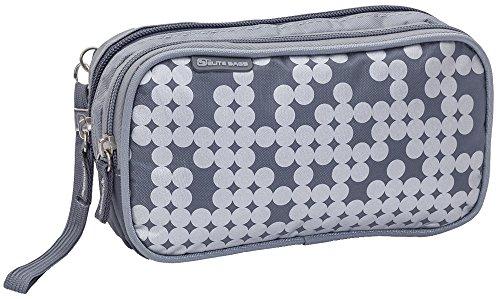 Elite Bags, Dia´s, Bolsa isotérmica, Para personas diabéticas, Plata